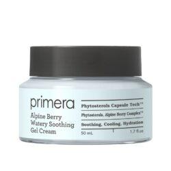primera Alpine Berry Watery Soothing Gel Cream korean skincare prduct online shop malaysia sweden macau