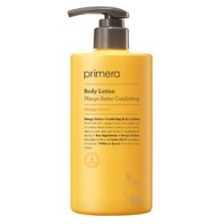 primera Mango Butter Comforting Body Lotion korean skincare product online shop malaysia england usa