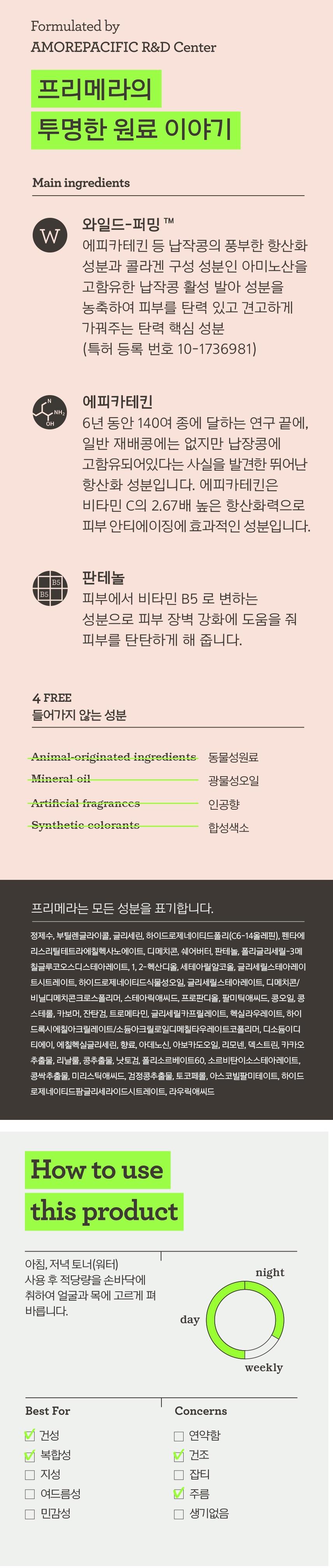 primera Wild Seed Firming Emulsion korean skincare prduct online shop malaysia sweden macau5