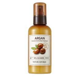 Nature Republic Argan Essential Hair No Wash Treatment Pack korean skincare product online shop malaysia China poland