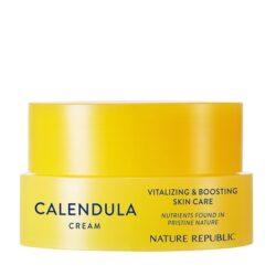 Nature Republic Calendula Relief Cream korean skincare product online shop malaysia china usa