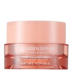 Nature Republic Collagen Dream 50 All in One Radiance Tone up Cream korean skincare product online shop malaysia china usa00