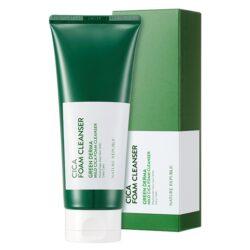 Nature Republic Green Derma Mild Cica Foam Cleanser korean skincare product online shop malaysia China macau