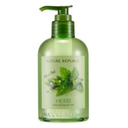 Nature Republic Herb Styling Hair Gel korean skincare product online shop malaysia China poland