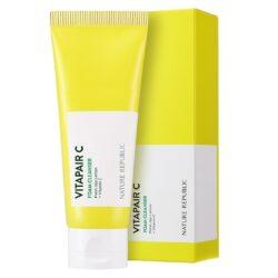 Nature Republic Vitapair C Foam Cleanser korean skincare product online shop malaysia China macau