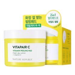 Nature Republic Vitapair C Vitamin Peeling Pad korean skincare product online shop malaysia macau vietnam